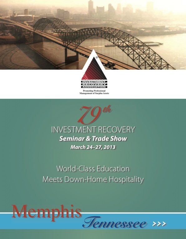 79th Annual Investment Recovery Seminar