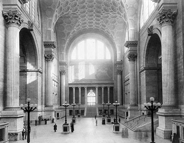 NYC�s Lesson in Preservation: Demolition of the Original Penn Station