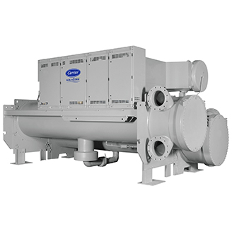 450 ton energy-efficient centrifugal chillers