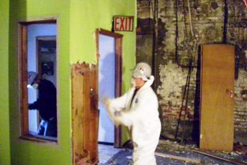 R. Baker and Son Highlights Interior Demolition Contractors Services